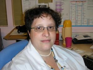 Secrétaire-Assistante Service de Radiologie : Christelle POUGET