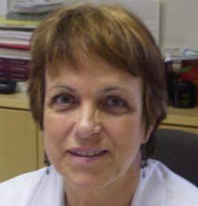 Secrétaire-Assistante Service de Rhumatologie : Martine ROUTIER
