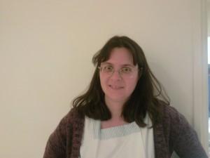L'infirmière du service de rhumatologie : Dominique