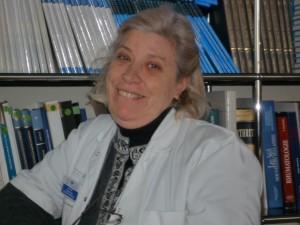 Secrétaire du service de Rhumatologie : Marie-Soline GUTHART