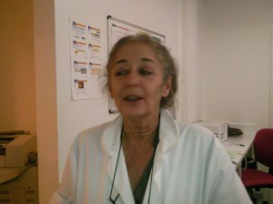 Radiologue en charge de la cohorte : Dr Olivia JUDET