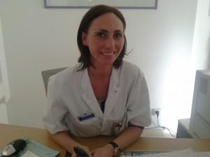 Secrétaire du service de Rhumatologie : Véronique
